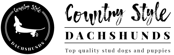 Country Style Dachshunds Logo